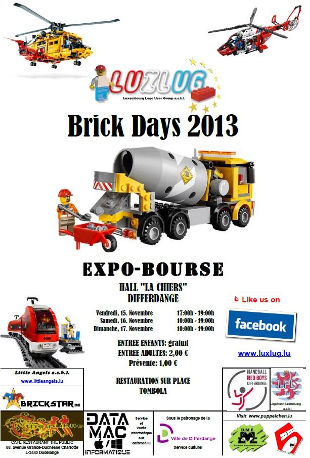 BrickDays2013